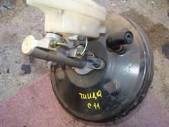 Цилиндр главный тормозной. Nissan Tiida, C11