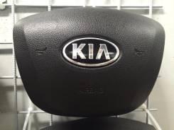 Крышка подушки безопасности. Kia Rio. Под заказ