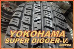 Yokohama Super Digger V2. Всесезонные, без износа, 1 шт