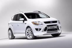 Чип-тюнинг автомобилей Ford (Kuga I II, Focus II III, Mondeo)