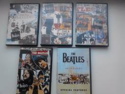 DVD, The Beatles, антология, коллекция