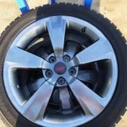 Оригинальные колеса Subaru WRX STI. 8.0x18 5x114.30 ET55 ЦО 50,0мм.