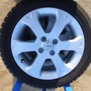 Оригинальные колеса Nissan Tiida, Wingroad, AXIO, FIT,. 6.0x16 4x100.00 ET42 ЦО 50,0мм.
