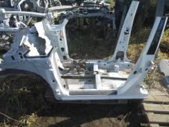 Порог кузовной. Toyota Corolla Spacio, ZZE122N Двигатель 1ZZFE