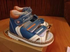 Ботинки ортопедические. 34
