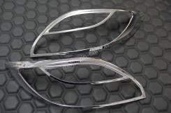 Накладка на стоп-сигнал. Mazda Mazda2, DE Mazda Demio Двигатели: MZCDY4, MZRZJVE, MZRZYDE, MZRZYVE