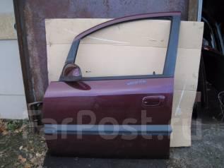 Дверь боковая. Subaru Traviq, XM182, XM220, XM8, XM9, XMA Opel Zafira Двигатели: Z18, Z18XE, Z22, Z22SE