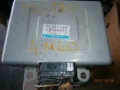 Блок управления двс. Mitsubishi Delica Space Gear, PF8W, PD8W, PE8W