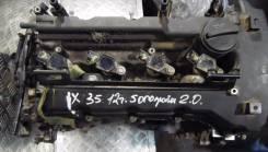 Двигатель в сборе. Hyundai Sonata, NF Hyundai NF Двигатель G4KD