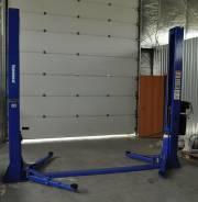 Монтаж и ремонт автосервисного оборудования