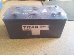 Titan. 225 А.ч., правое крепление, производство Россия