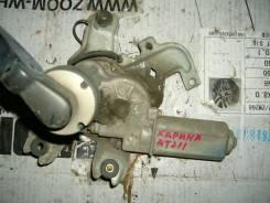 Мотор стеклоочистителя. Toyota Carina, AT211 Двигатель 7AFE