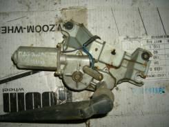 Мотор стеклоочистителя. Mitsubishi Pajero Mini, H51A Двигатель 4A30
