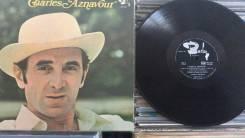 Шарль Азнавур / Charles Aznavour - L'Amour - 1969 JP LP