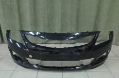 Бампер передний оригинал Hyundai Solaris 2014-2015