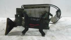 Крепление глушителя. Scania