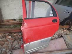 Дверь задняя левая на Daewoo Matiz
