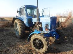 МТЗ 82. Продам трактор и дополнительное оборудование, 75,00л.с.