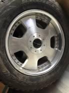 Комплект зимних колес 265/60-18 (DM-V1). 9.5x18 ET19 ЦО 139,7мм.
