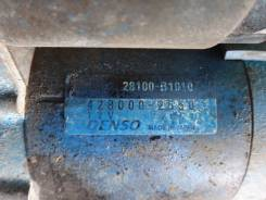 Стартер. Daihatsu Boon, M300S Двигатель 1KRFE