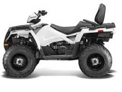 Polaris Sportsman Touring. исправен, есть птс, без пробега
