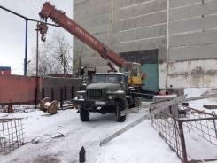 """Урал Ивановец. Продам автокран """"Урал"""" Ивановец 16 тонн, 11 150 куб. см., 16 000 кг., 18 м."""