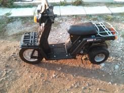 Honda Gyro X. 50 куб. см., исправен, без птс, с пробегом
