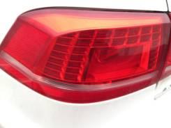 Стоп-сигнал левый в крыло на Volkswagen Passat B7 2013 г. Volkswagen Passat, 362
