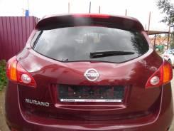 Крышка багажника. Nissan Murano