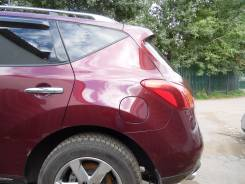 Nissan Murano Ниссан Мурано четверть задняя левая