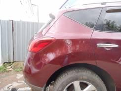 Nissan Murano Ниссан Мурано четверть задняя правая