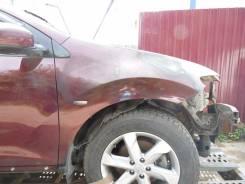 Nissan Murano Ниссан Мурано четверть передняя правая