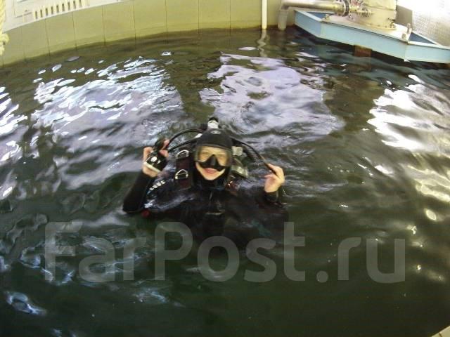 Дайвинг обучение. Дальневосточный центр обучения водолазов и дайверов