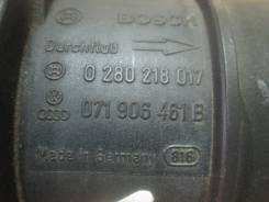 Датчик расхода воздуха. Volkswagen: Passat, Bora, Golf, Sharan, Beetle, Transporter Seat Alhambra, 7V9 Seat Leon, 1M1, 1M2 Seat Toledo, 1M2, 1M1 Двига...