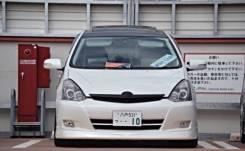 Зеркало заднего вида боковое. Toyota Wish, ANE11W, ZNE14G, ANE10G, ZNE10G Toyota Passo Toyota Corolla Fielder Toyota Prius Двигатели: 1AZFSE, D4, 1ZZF...