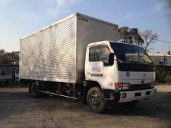 Nissan Diesel Condor. Грузовой-фургон Nissan-Condor, 4 600 куб. см., 4 000 кг.
