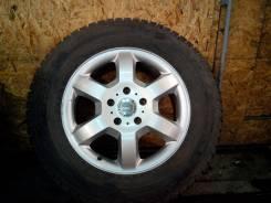 Отличные 18 зимние колеса на Mersedes. 7.5x18 5x130.00 ET63