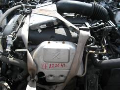 Двигатель в сборе. Mazda Tribute, EPEW Двигатель YF