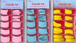 Типсы для наращивания ногтей.