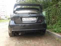 Глушитель. Subaru Impreza, GRB, GRF