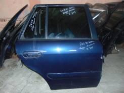 Стекло боковое. Mazda Capella, GWEW Двигатель FSDE