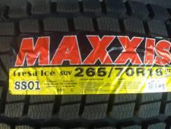 Maxxis SS-01 Presa SUV. Зимние, без шипов, 2016 год, без износа, 4 шт