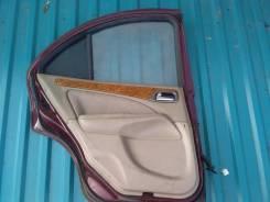 Обшивка двери. Nissan Bluebird Sylphy