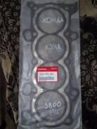 Прокладка головки блока цилиндров. Honda CR-V, RD5, RD7 Honda Stepwgn, RF7 Двигатели: K24A, K20A