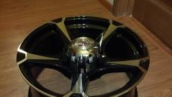 NZ Wheels. 8.0x16, 5x139.70, ET0, ЦО 110,5мм. Под заказ