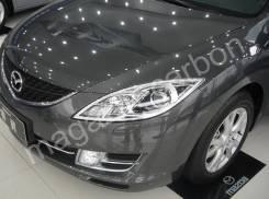 Накладка на фару. Mazda Atenza