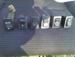 Кнопка. Mitsubishi Delica, P25W, P35W
