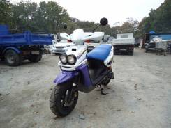 Yamaha BWS 100. 100 куб. см., исправен, птс, без пробега