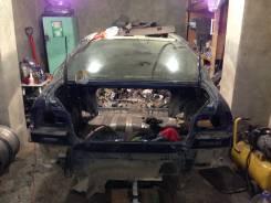 Задняя часть автомобиля. Fiat Marea