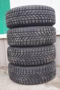 Bridgestone WT17. Зимние, шипованные, износ: 5%, 4 шт